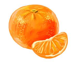 picture of mandarin