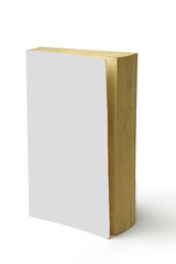 For editing a book of blank cover