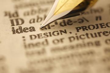 Dictionary Series : Ideas