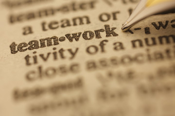 Dictionary Series : Teamwork