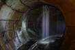 Leinwanddruck Bild - Подземная река