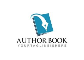 Author Book - Logo