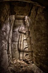 Лестница в подземелье