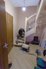 Carpenter Working Polishing Machine