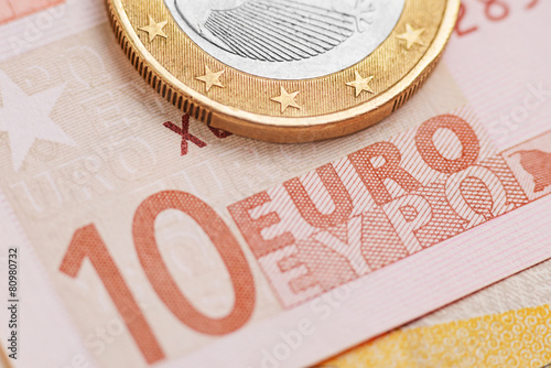 Euro money - 80980732