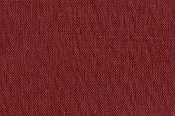 Artist Wine Red Primed Cotton Duck Canvas Coarse Grunge Texture