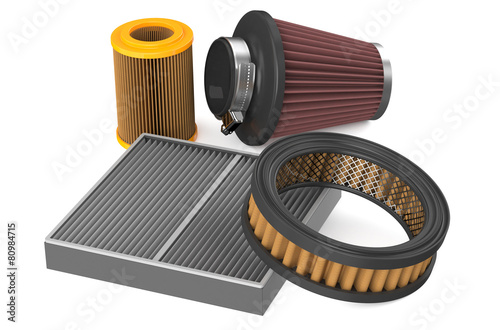 set of air filter for car - 80984715