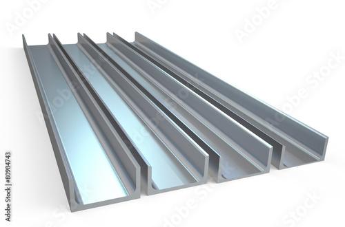 steel channels - 80984743
