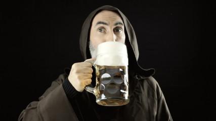 Friar big beer mug lust