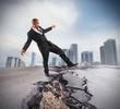 Overcome a crisis break