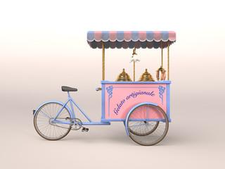 Carretto gelati