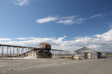 République Dominicaine - Las Salinas, l'usine à sel