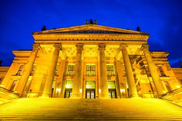 Schauspielhaus am Gendarmenmarkt in Berlin