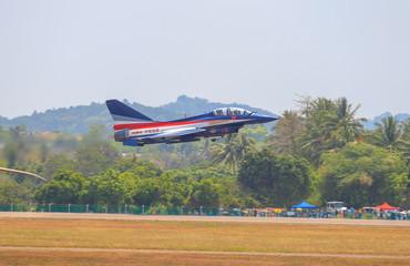 "Chinese aerobatic  Team ""August 1"""
