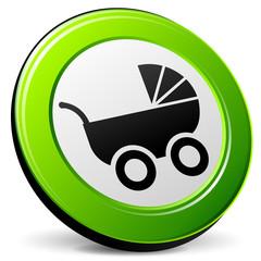 pram 3d icon