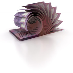 5 Australian Dollars Batch