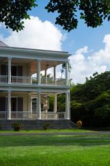 Maison coloniale Mauricienne