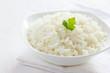 White rice in bowl - 80997910
