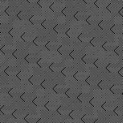 creative shape pattern background vector