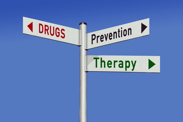 Sign drugs and therapy