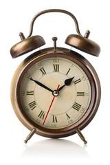 old-fashioned alarm-clock
