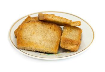 Wholemeal Toast