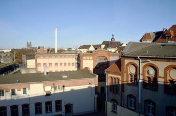 Panorama Prison Magdeburg