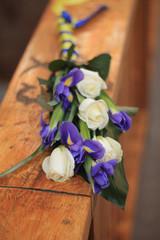 wedding modest bouquet
