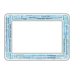 ct17 CloudText - touchscreen tablet-pc - blue version - g3497