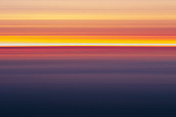 abstract sunset colors,