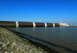 Eiderdamm Eidersperrwerk Nordsee Technik Eider