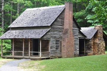 1860s Historic Cabin