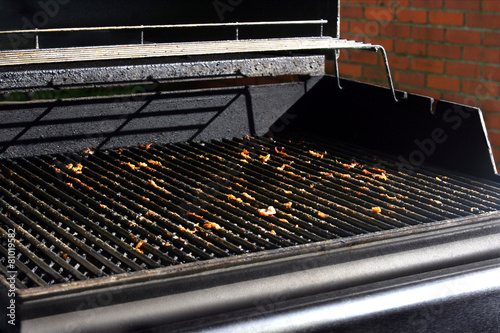Papiers peints Grill, Barbecue Dirty Barbecue Grill