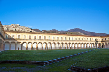 Certosa di San Lorenzo - Padula - Italy
