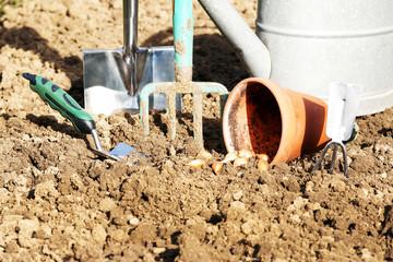 Geräte für Gartenarbeit