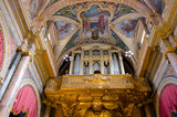 Built by the Knights of Malta the High Baroque St John.