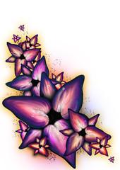 fiore vettoriale