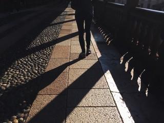 Camminando per Bassano