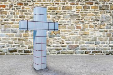 Kreuz - 3d Render