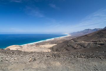 Road to Cofete, Fuerteventura