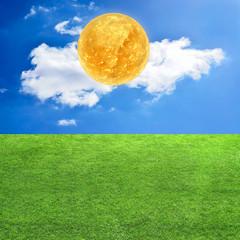 Sun - 3D Rendering