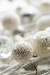 Christmas decoration bulbs