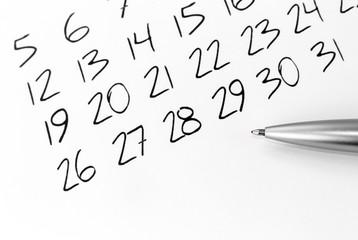 Kalender - Termin eintragen