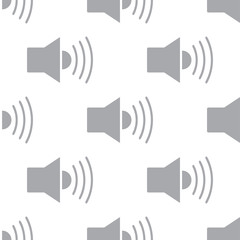 New Speaker seamless pattern
