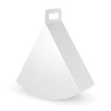 White Mock Up Cardboard