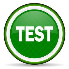 test green icon