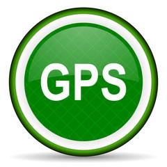 gps green icon