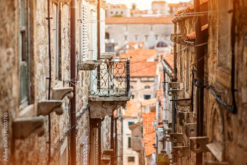 Dubrovnik old city - 81037765