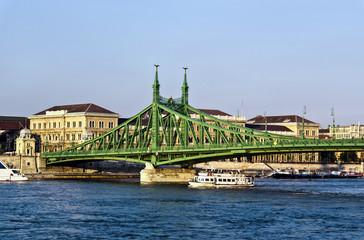Liberty bridge (Szabadsag)