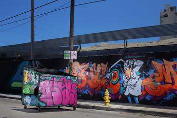 Wynwood Miami art walls